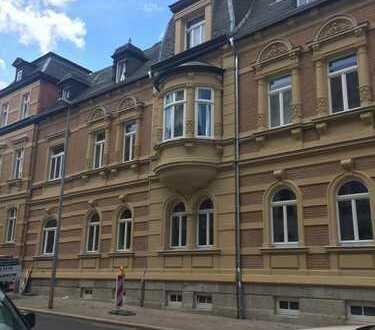 50-300m² in schönem Altbau mit sanierter Fassade