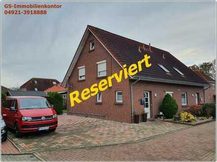 Gepflegte Doppelhaushälfte in Emden/ Borssum