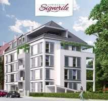 """Urbanes Wohnen in der """"Villa Signorile"""""""
