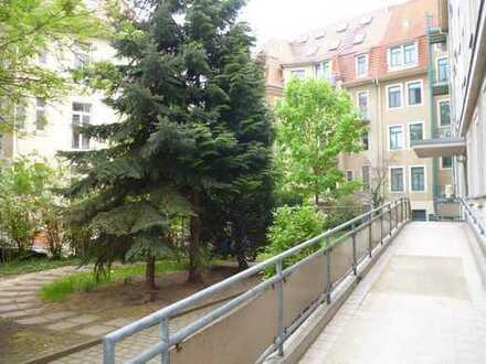 Schöne WG-geeignete 2-Raumwohnung in der Inneren Neustadt