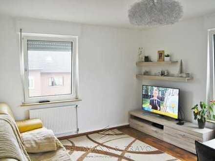 Schöne 4-Zimmer-Wohnung im ruhigem Haus!