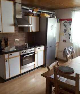 Gemütliche kleine vier Zimmer Wohnung in Illerrieden, Alb-Donau-Kreis
