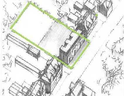 2.400 m2 großes unbebautes Grundstück mit atemberaubenden Blick auf Kirchbruch