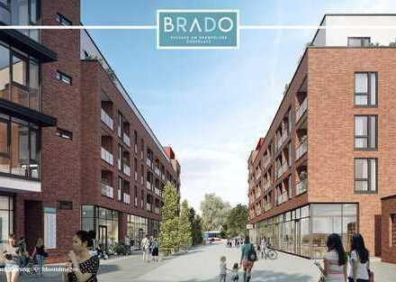 Top-Ladenfläche im neuen Quartier inmitten von Bramfeld