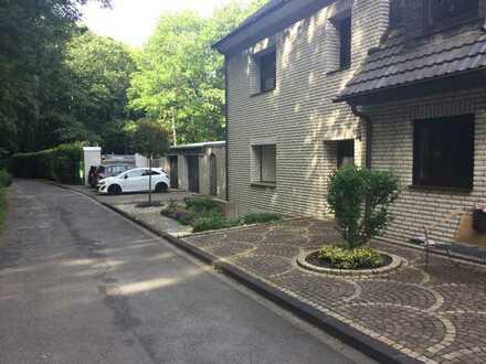 """Charmante und ruhig gelegene Wohnung mitten im Naturschutzgebiet """"Langeloh"""""""