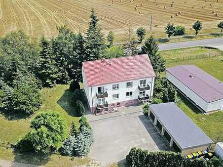 AUKTION: Mehrfamilienhaus mit 4 WE - überwiegend vermietet