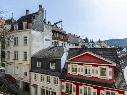 Frisch sanierte 5-Zimmer Wohnung im Herzen von Baden-Baden