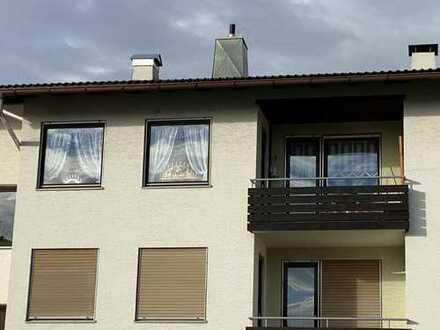 Wohnung im zweiten Obergeschoß mit ca. 76m² WFL, zwei Balkone, Keller, Dachboden und Tiefgarage!