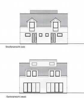 Erstebezug! Schöne Doppelhaushälfte, Neubau in Luttum