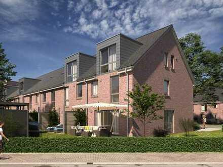 Als Musterhaus zu besichtigen: Neubau Eckhaus in grüner Lage in Ellenerbrok-Schevemoor
