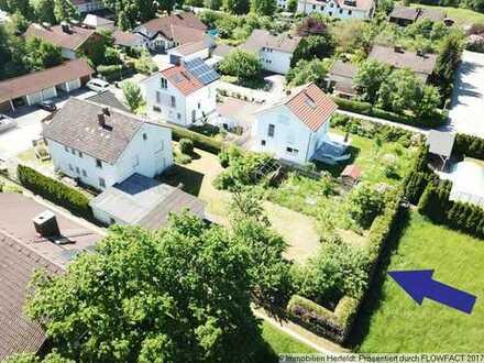 Traumhaftes Grundstück mit Altbestand in Utting am Ammersee