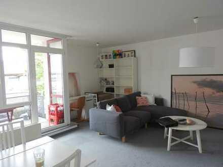 Kapitalanlage: Moderne, vermietete 2-Zimmer-Wohnung mit Balkon nahe des Hauptbahnhofs
