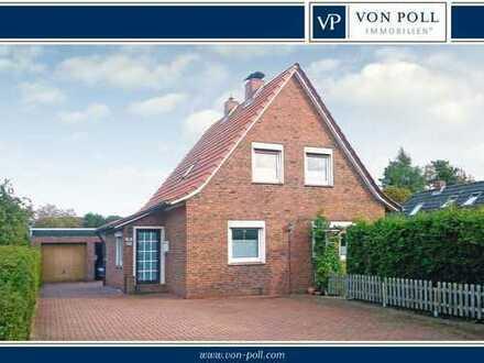 Gepflegtes Einfamilienhaus in Upgant Schott