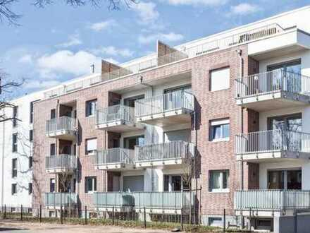 Neuwertige 2-Zimmer-Wohnung mit Balkon und EBK in Wandsbek, Hamburg
