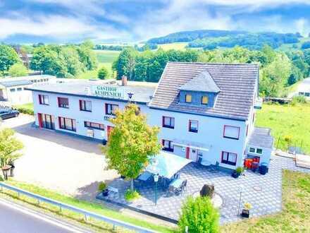 Kempenich: Gasthof in der Nähe vom Nürburgring -Mehrere Nutzungsmöglichkeiten-