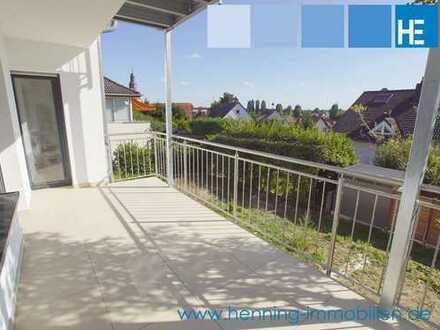 BAD HOMBURG: Erstbezug nach Sanierung – Großzügige Maisonettewohnung in Ober-Erlenbach!