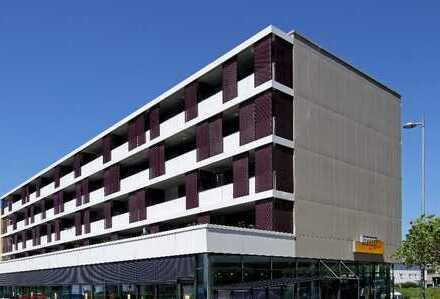 Moderne, attraktive 2-Zimmer-Wohnung in Ingolstadt - am Audi-Kreisel