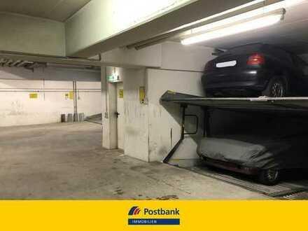 2 PKW Stellplätze im Doppelparker zu verkaufen !