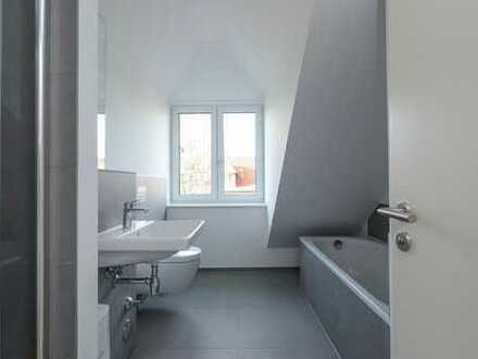 Umfassend modernisierte Wohnung mit kleiner Kammer