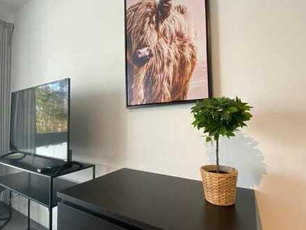 Erstbezug nach Sanierung mit Einbauküche und Balkon: attraktive 1- und 2-Raum-Apartment in Bottrop