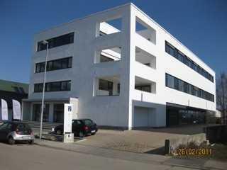 Helle und repräsentative Büro- oder Praxisräume am Ortseingang von Senden