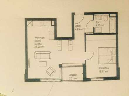Stilvolle 2-Zimmer-Wohnung mit Loggia in Pasing, München