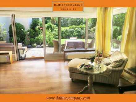 Charmante Erdgeschosswohnung mit Garten