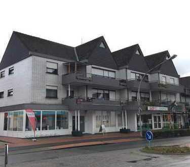 Zentral gelegene 3-Zimmerwohnung in Recke zu vermieten