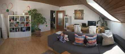 Gemütliche 3 ZKB DG Wohnung, 68 m2, EBK, in zentraler Lage von Waldbronn Reichenbach