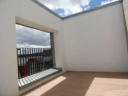 Maisonette-Penthouse mit Dachterrasse -Kieler Zentrum-