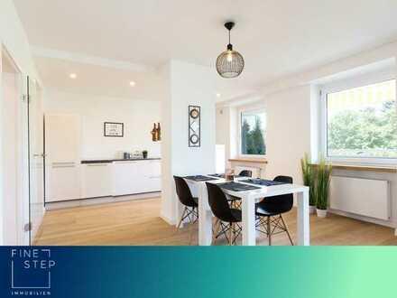Renoviert und bezugsfertig: Traumhafte 4,5-Zimmer Wohnung mit Balkon in Solln