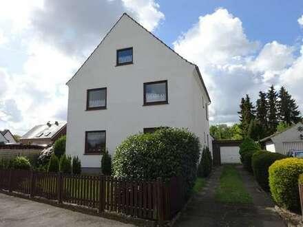 1-2 Familienhaus mit sonnigem Grundstück in ruhiger Lage von Bremen-Rönnebeck