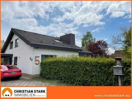 Einfamilienhaus in ruhiger Lage mit Renovierungsstau und fast 1000 m² Grundstück!