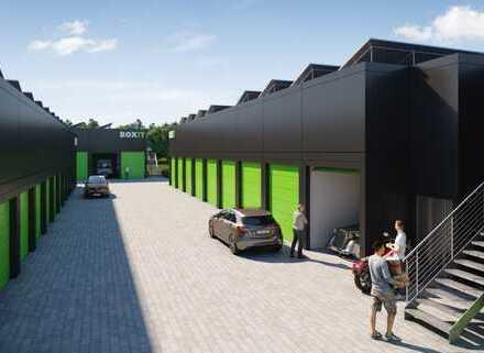 Garage, Lagerraum, Lagerhalle, Lager, Self Storage in Leipzig kaufen