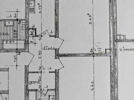 Gepflegte 2-Raum-Wohnung mit Balkon und Einbauküche in Münster