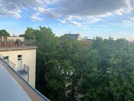 Traumhaft - Über den Dächern von Leipzig