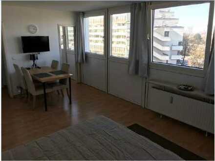 Sehr schönes, voll möbliertes Appartement in Unterschleißheim