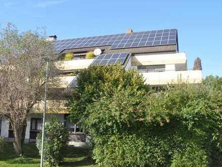 Top Lage in Buxheim - Wohnen wie im Penthouse!