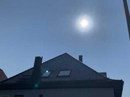 Über den Dächern von Asperg, gepflegte Dachgeschosswohnung, 3,5 Zimmer, Einbauküche