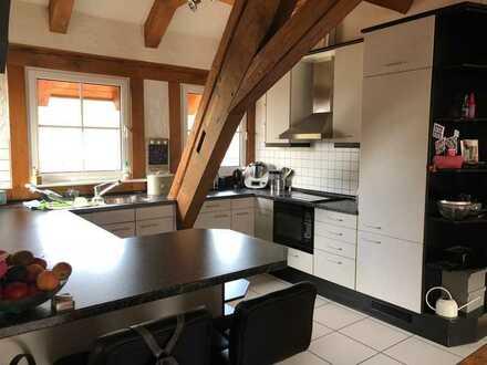 Exklusive, offene 2-Zimmer-Galerie-Wohnung mit Terrasse in Schopfheim - Langenau