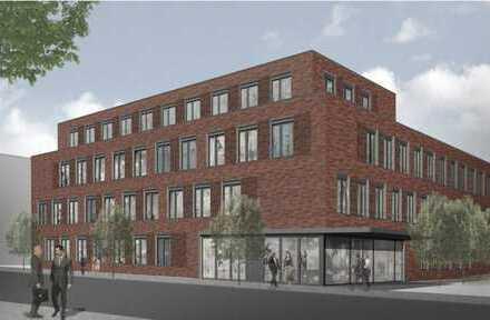 "Neubau Bürogebäude ""Mole 17"" - Bürofläche zu vermieten"