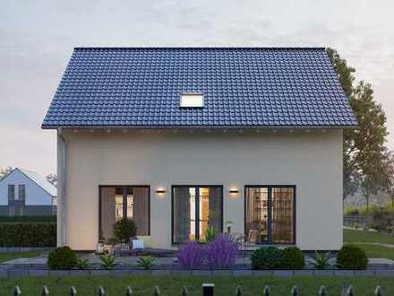 Sie haben das Grundstück? Wir haben das passende Haus! Bauen Sie Ihr Traumhaus mit massa haus.