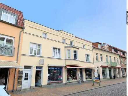 **TOP** 2 Zi. in bester Lage von Bad Doberan, frisch renoviert, Duschbad mit Fenster