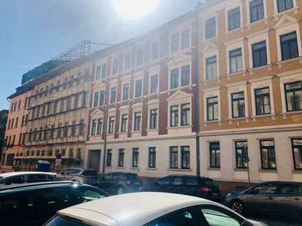 1 Raum Wohnung über den Dächern Eutritzschs sucht neuen Eigentümer