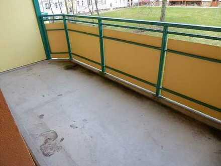 Was für ein schöner Balkon!!! - Gemütliche 3-Raum in Hilbersdorf!!!