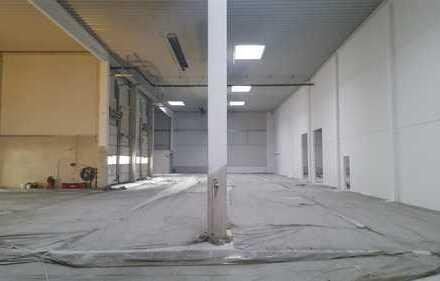 Logistik- / Service- und Büroflächen - Neubau UKB 8m
