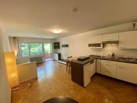 1 Zimmer Wohnung mit Balkon in Stuttgart Hofen