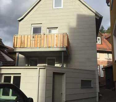 Freistehendes 4-Zi.-Haus in der Altstadt von Freudenberg am Main