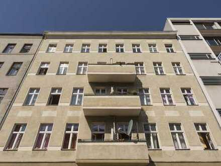 Lichtdurchflutete Single-Wohnung in Moabit