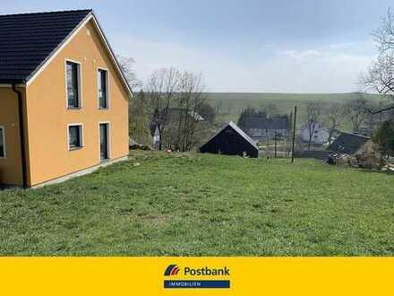 Neu gebautes Einfamilienhaus bezugsfertig!